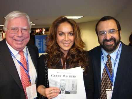Jerome Corsi, Pamela Geller, Robert Spencer